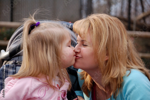 Mommy's Kisses