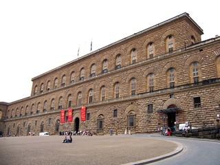 Firenze Palazzo Pitti