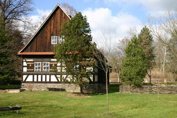 Historisches Bauernhaus in Thüringen