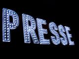 presse poster