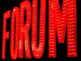 forum poster