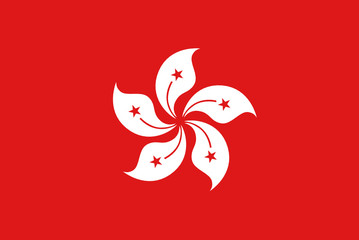 Flag - Hong Kong