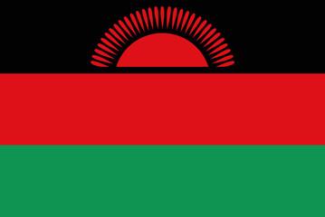 Flag - Malawi