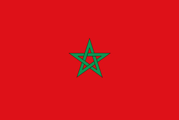 Flag - Marocco