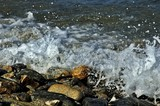 Sea foam poster