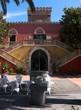 Randazzo giardino Castello Romeo