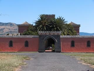 Randazzo ingresso Castello Romeo
