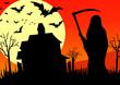 halloween - la faucheuse