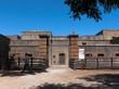 Messina l'ingresso della fortezza Ferraro