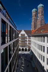 Munich Central Business District
