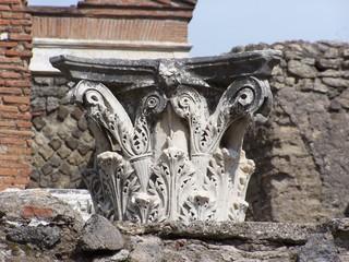 Colonne, Pompéi