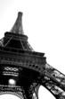 Quadro Tour Eiffel en perspective