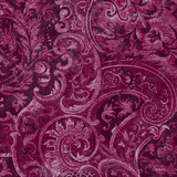 Baroque Burgundy Bleach Stained