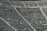 The amphitheater of Epidavros in Greece poster