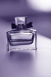 Fototapety empty perfume bottle