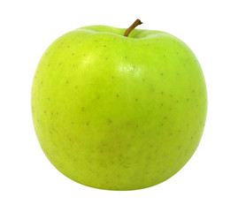 fresh apple fruit isolated with clipping path included
