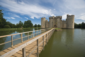 Bodiam Castle Sussex England