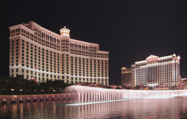 bellagio Fountains_1