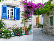 Gässchen in Griechenland