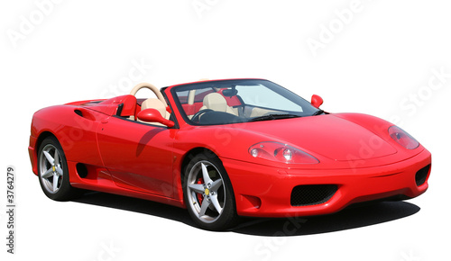 Sport Cars on Red Convertible Sports Car By Christopher Dodge  Royalty Free Stock