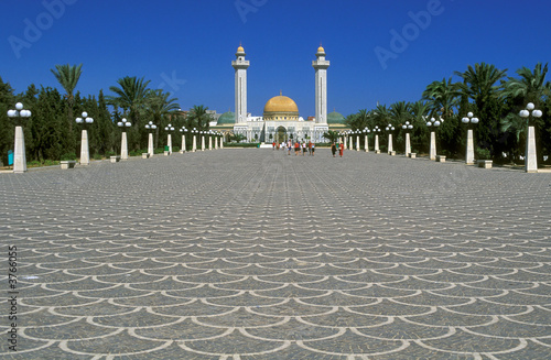 Monastir City Mausoleum