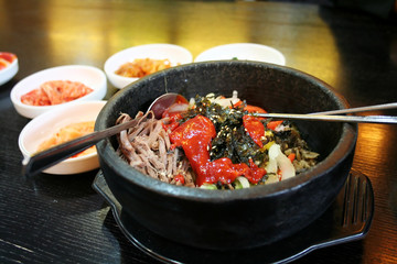 Korean rice