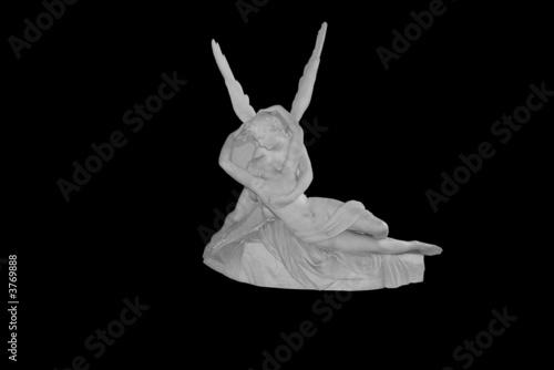 Leinwanddruck Bild Cupid &Psyche