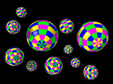 juggling bals poster