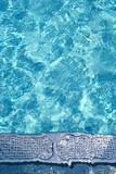 Swimming Pool Step poster