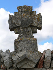 croix hosannière