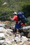 hiker,camper poster