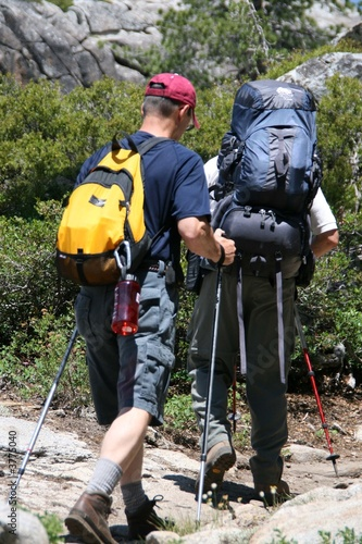 hiker,backpacker