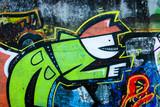 Fototapety Graffiti 011