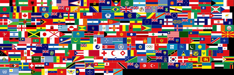 Flag of The World