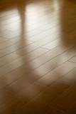 hardwood floor for background poster