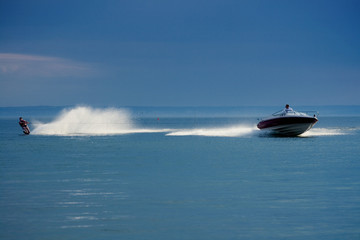 waterskiing III
