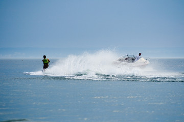 waterskiing II