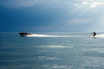 waterskiing IV