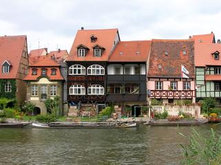 Bamberga: case dei pescatori