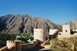 Burg im Oman