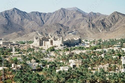 Oase im Oman