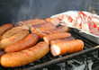 sausage barbecues