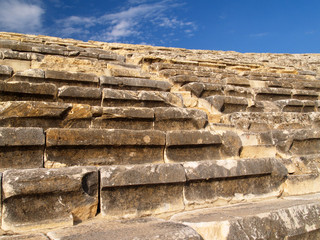 Steps in the sky