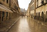 Fototapeta Ulice - wąski - Ulica