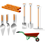 building implements poster