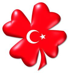 kleeblatt türkei cloverleaf turkey