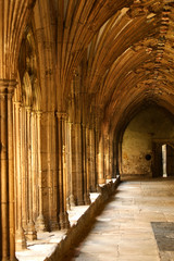 cathedral corridors