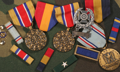 Military medals 4