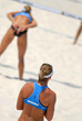 beach volley féminin