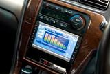 Fototapety Modern luxury car interior